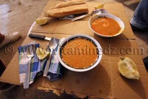 Soupe de poisson de Tenes (W. Chlef)