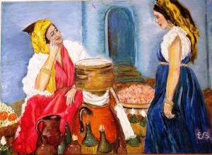 Constantine - La fête de la distillation de l'eau de rose revient