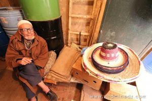 Artisan vannier à Tlemcen - Derb Moulay Ettayeb
