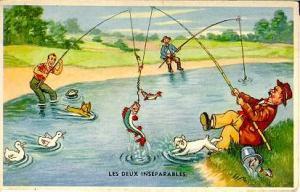 TIMGAD (BATNA) - Ambiance bon enfant au concours annuel de la pêche au gros