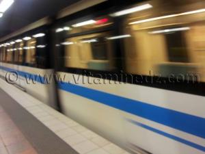 Alger - Metro