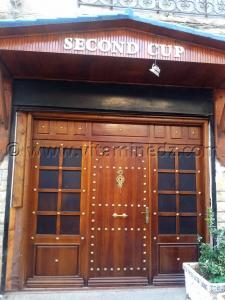 Alger centre, café second cup