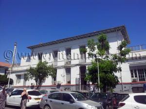 Alger centre, Laboratoires de l\'h�pital Mustapha Pacha