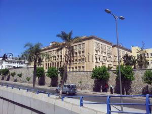 Alger centre,Centre Pierre et Marie Curie de canc�rologie, h�pital Mustapha Pacha