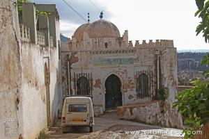 Tlemcen - El Eubbad Mausolée Sidi Abdelkader Al Jilani