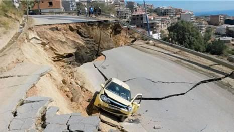 Massif de l�Edough � Annaba: Une zone � haut risque