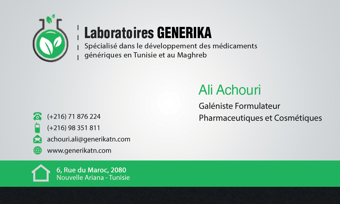 Laboraoire Generika