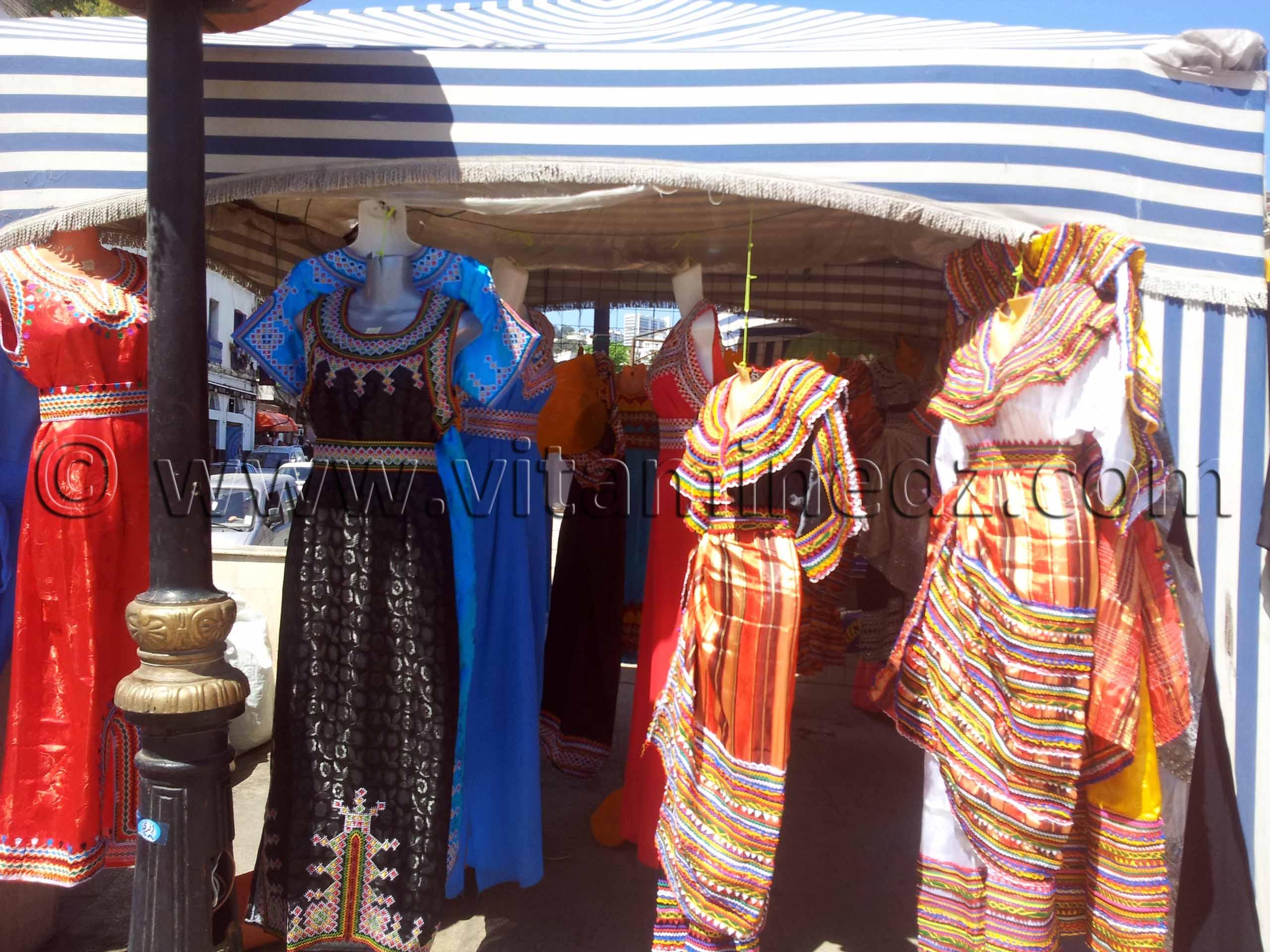 Robes kabyles en vente � Alger centre