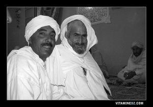 Braves gens de la tribu des mjadba, descendants de Sidi Ahemed El Mejdoub
