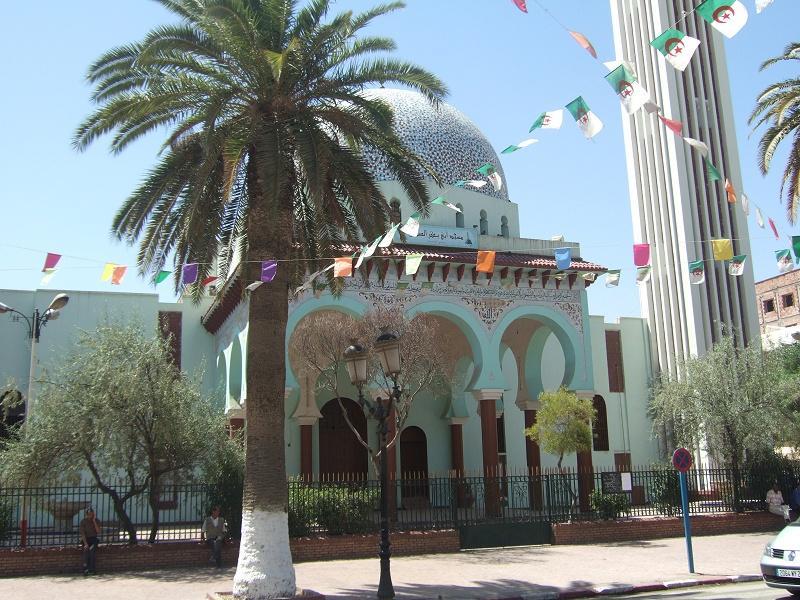 - Mosquée Abou-bakr sidi-bel-abbes