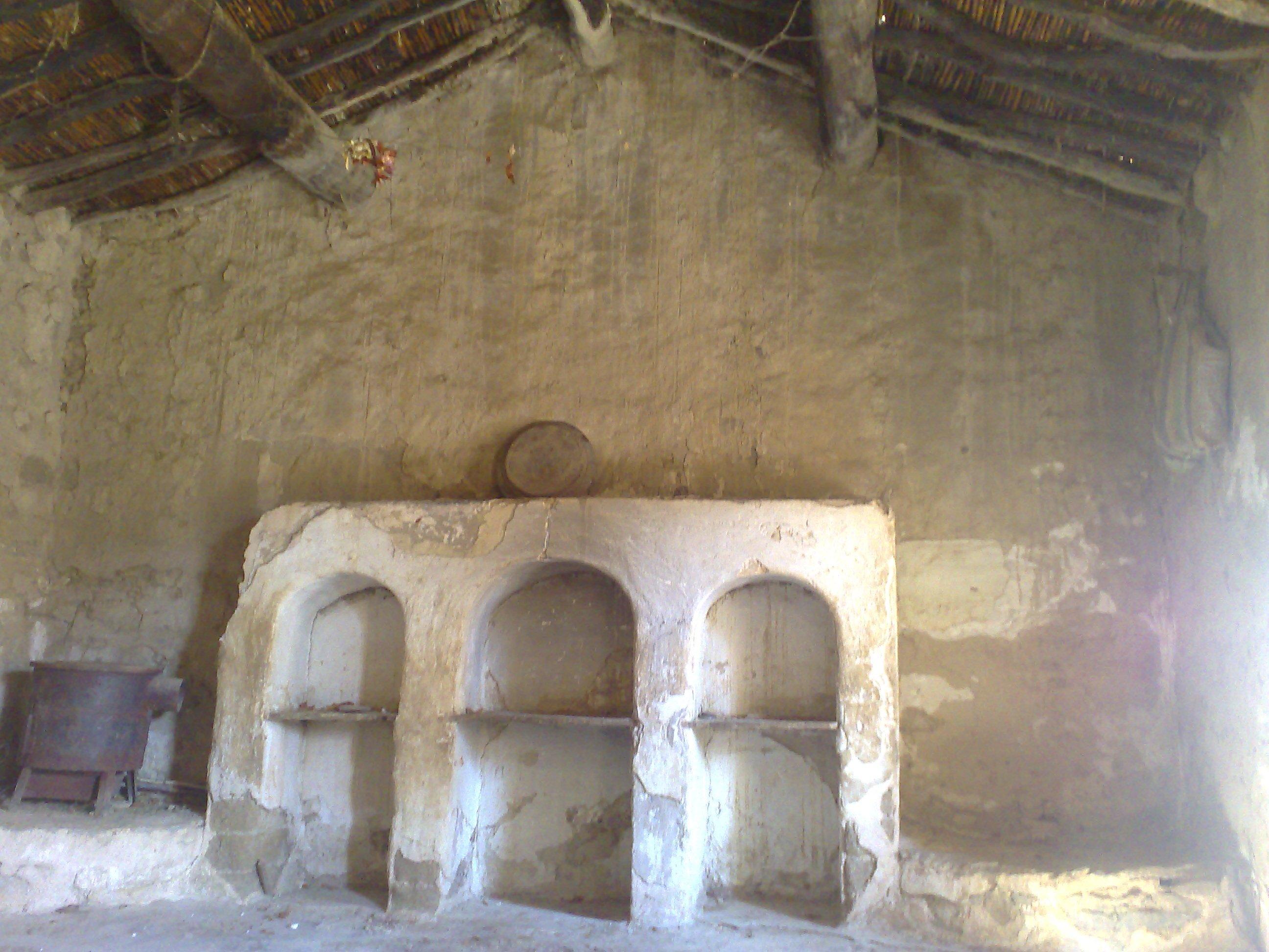 Int Rieur D 39 Une Maison Kabyle