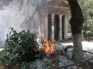 C'est le plus vieux jardin public de Guelma: Le square Seridi Mustapha en proie à l'incivisme