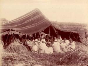 """Pour les voyageurs de passage à Ouled Slimane (M'sila): Une kheïma """"citoyenne""""pour servir le f'tour"""