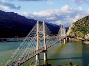 Pont à haubans de Oued Dib à Mila: Un ouvrage menacé de fermeture pour cause de glissement