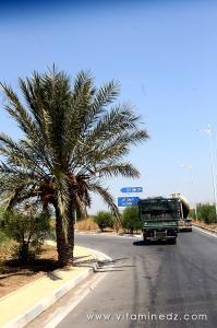 Ma route vers Alger ... l'autoroute Est Ouest