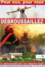Ammal (Boumerdès) - Le feu dévaste des oliveraies