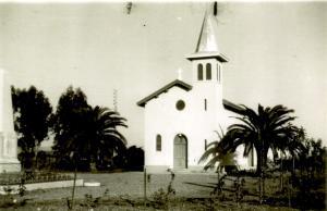 مسجد بلاد قيطون سي مسطفى بومرداسو الذي كان كنيسة اثناء الاستعمار