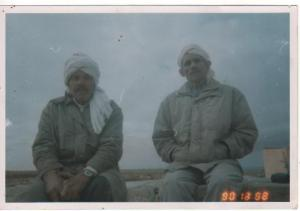 زرقي حسين و زرقي بوبكر