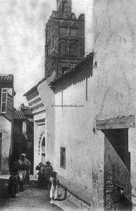 Tlemcen Photo Ancienne - Mosquée Sidi El Yeddoun