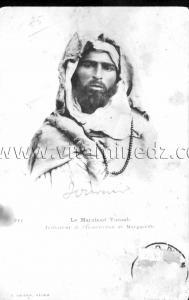 Le Marabout Yacoub, instigateur de la révolution des marguerites