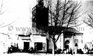 Tlemcen Photo Ancienne - Mosquée Sidi Bellahcene