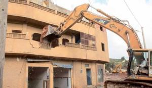 Aïn El Turck (Oran) - Une vingtaine de constructions illicites démolies