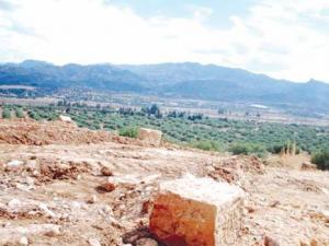 Allaghane (Béjaïa) - Un site archéologique décapé au bulldozer