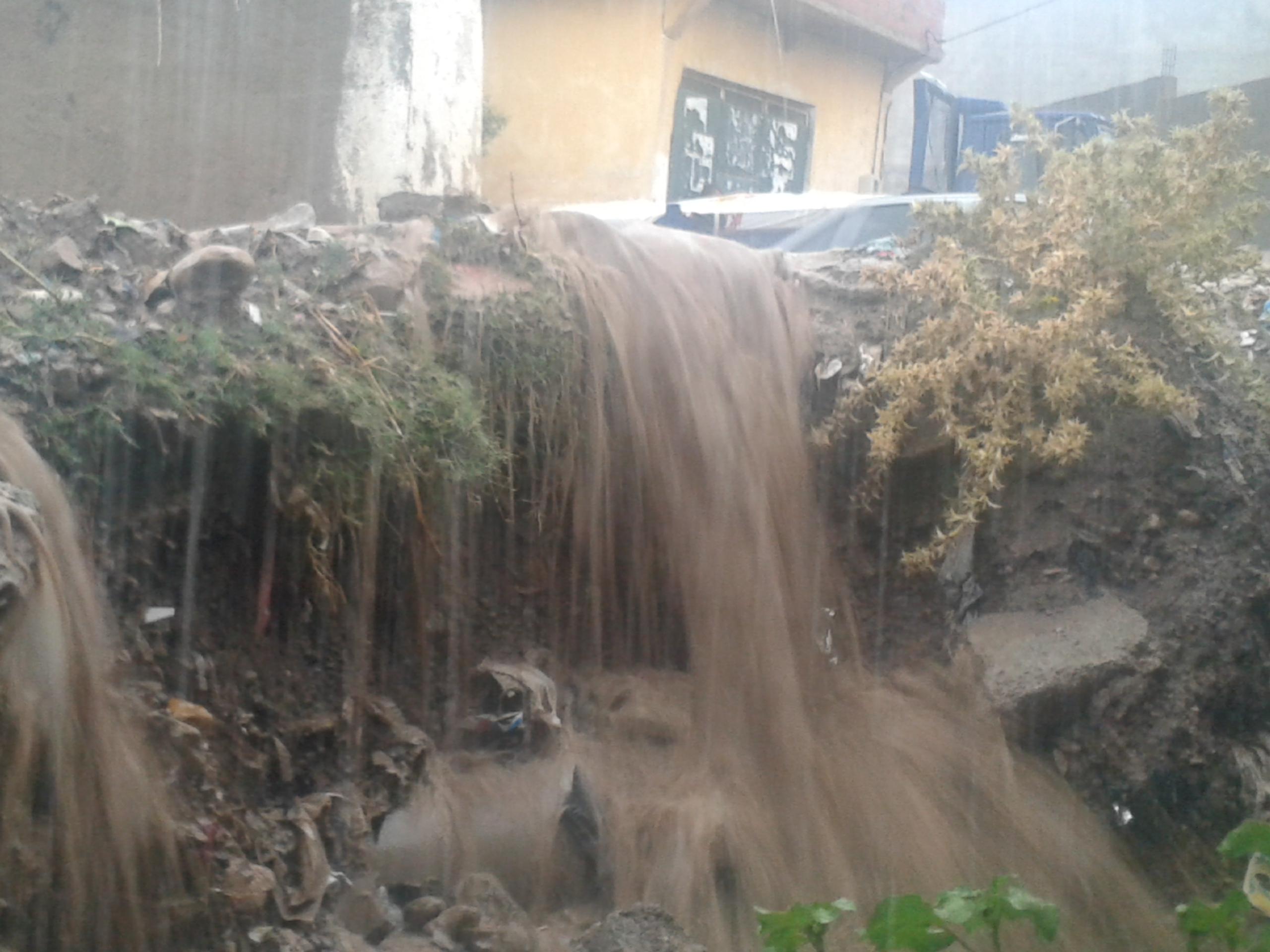 التقلبات الجوية ببلدية يابوس