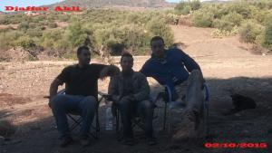 Mourad  Rachid et Maamar