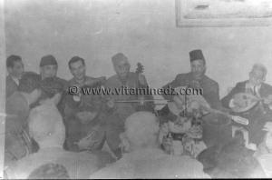 Tlemcen - Troupe Musique andalouse
