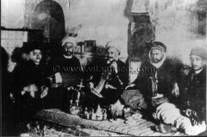 Tlemcen - Musique andalouse - Cheikh Larbi Bensari