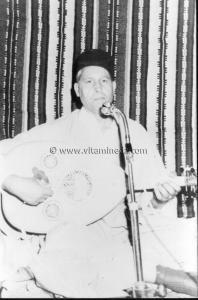 Tlemcen - Musique andalouse - Cheikh ?