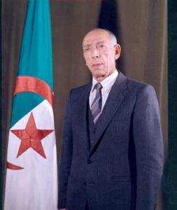 Annaba - Une stèle commémorative pour le président Mohamed Boudiaf