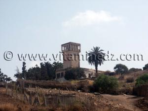 Ferme coloniale au Village de Siga (Oulhassa - Wilaya Ain Temouchent)