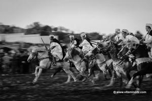 Fantasia à la Waada Sidi Safi non loin de Béni Saf (Wilaya de Ain Temouchent)