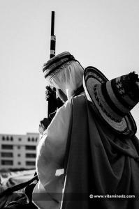 Jeune cavalier - Waada Sidi Safi non loin de Béni Saf (Wilaya de Ain Temouchent)