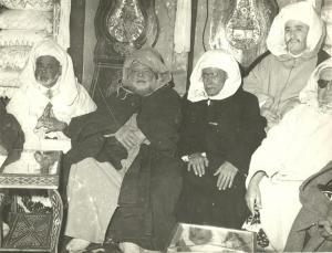 Conférence des chefs soufis