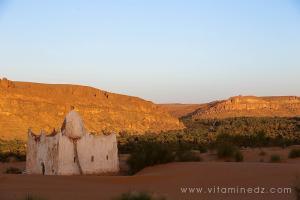 Sidi Bayazid et Palmeraie de Taghit (Algérie - Wilaya de Béchar)