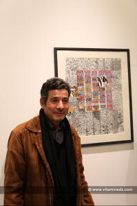 Mohamed Skender - Alger - 7e FIAC (Festival international d\'Art Contemporain)