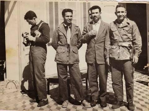 Quatre Officiers de Wilaya 5.
