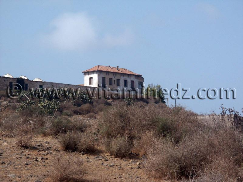 Ferme coloniale � Siga (Oulhassa - Wilaya Ain Temouchent)
