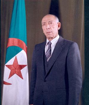 Annaba -  Une st�le comm�morative pour le pr�sident Mohamed Boudiaf