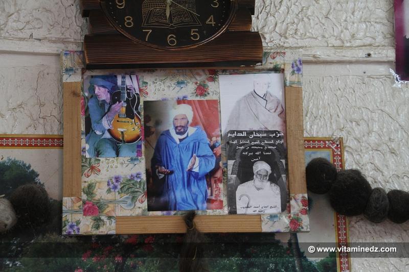 Tlemcen - Soufi et M\'jadib Aissaoua du Quartier historique d\'El Eubbad