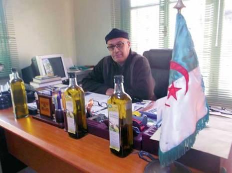 Guelma - Azzouz El Hachemi. Transformateur depuis 10 ans �La qualit� de l�huile rien que la qualit� !�