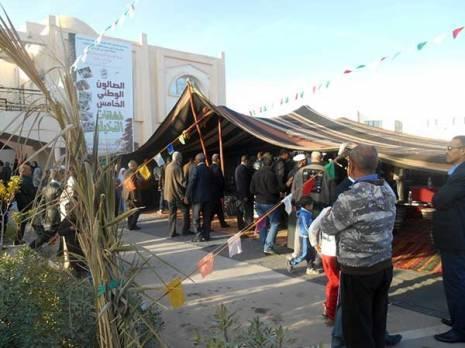 5e Salon national des produits du palmier dattier de Biskra:  L�artisanat et le tourisme peuvent amortir les effets de la crise