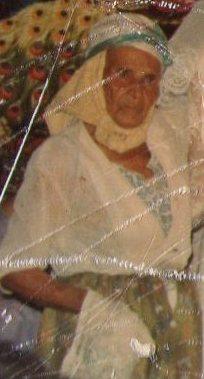 MAIMA AICHA EL-BETTIOUIA  , habit� seule � Sidi-madani  priv� de son unique fils