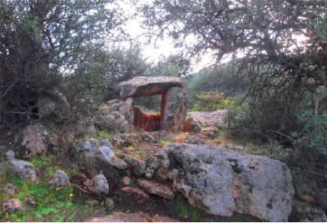 Guelma - N�cropole m�galithique de Roknia: Un site class� mais d�laiss�