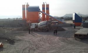 Unité de production de bétons prêts à l'emploi