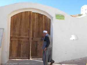 مقام الشيخ ابراهيم بن مناذ العطف غرداية