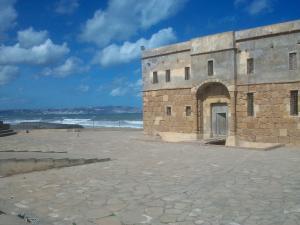 FORT DE L'EAU le fort turc